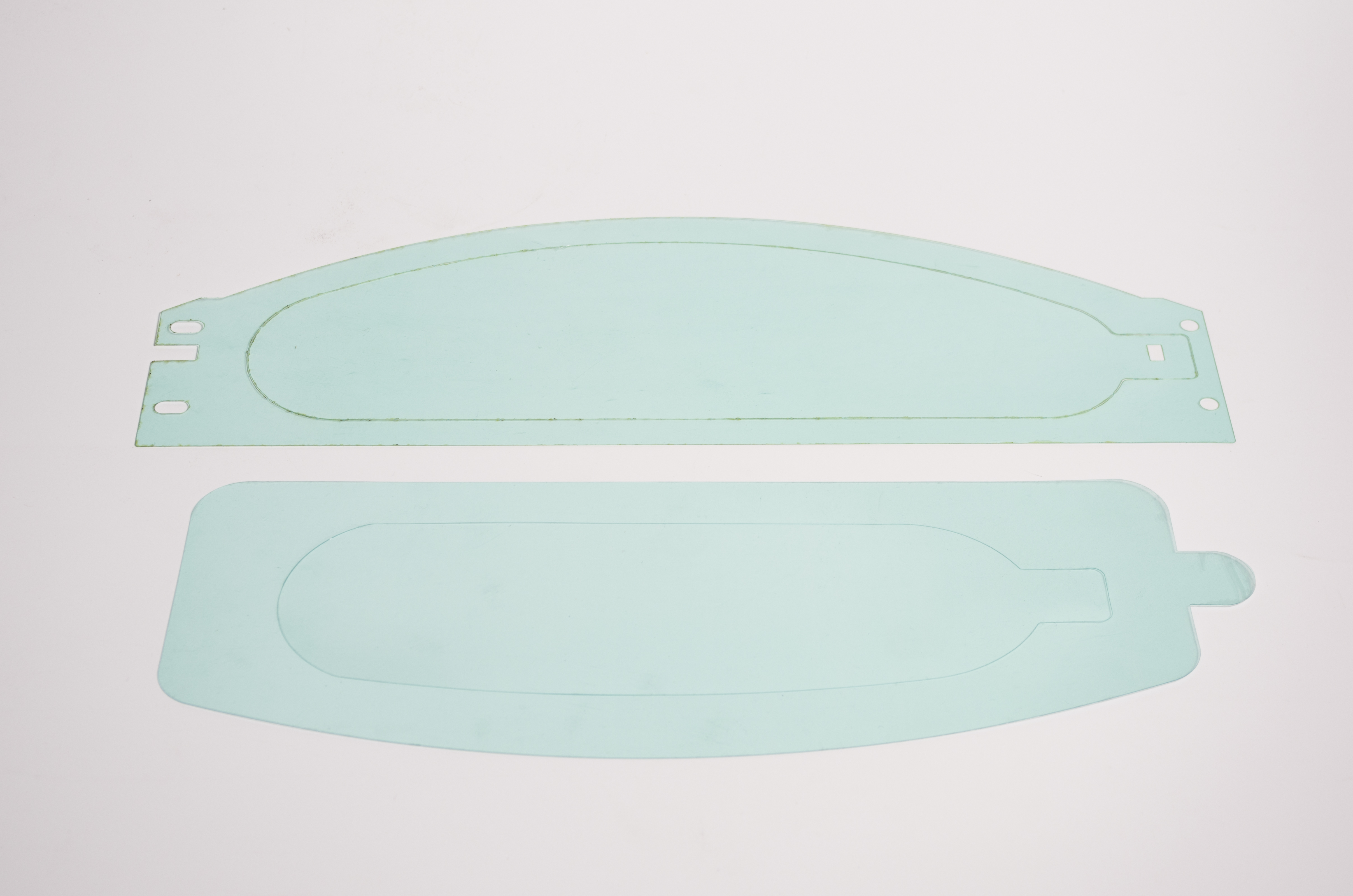 sanding polycarbonate lens