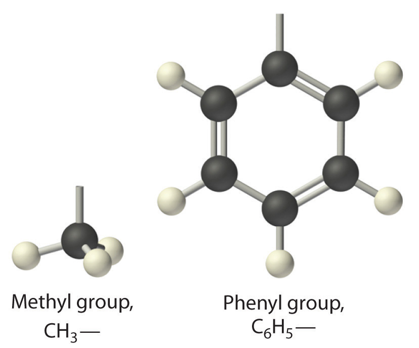 phenyl and methyl groups.